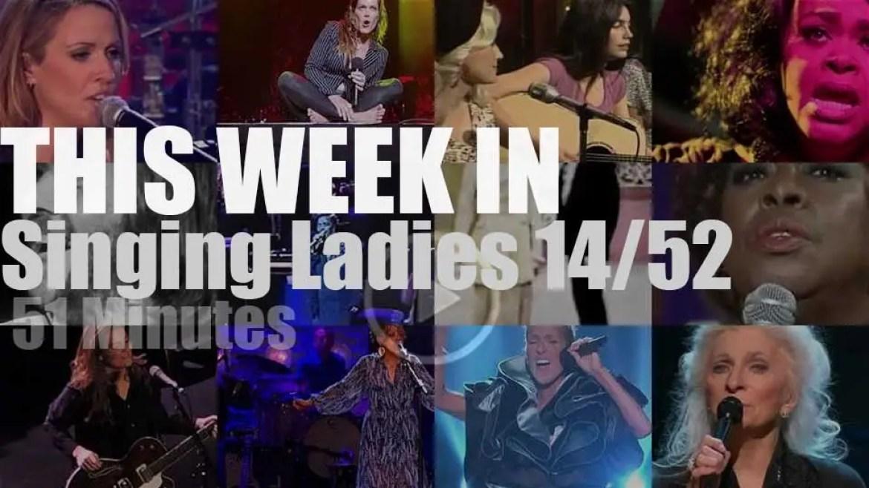 This week In Singing Ladies 14/52