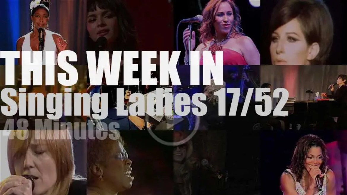 This week In Singing Ladies 17/52