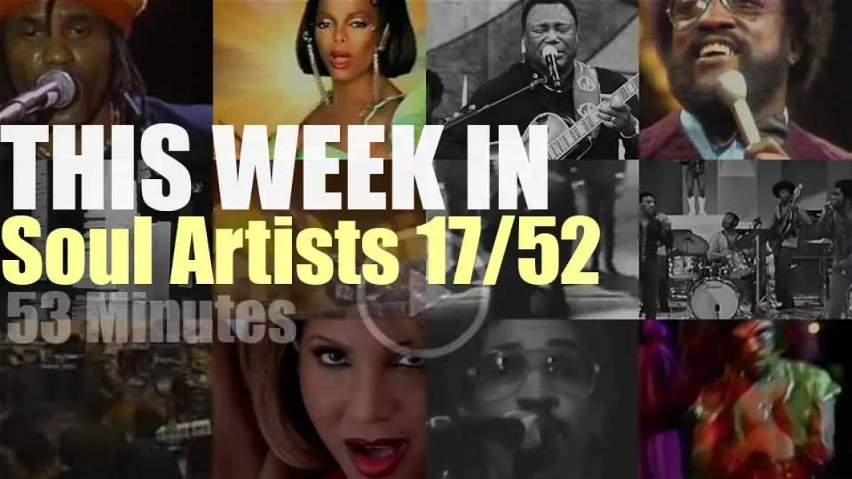 This week In Soul Artists 17/52