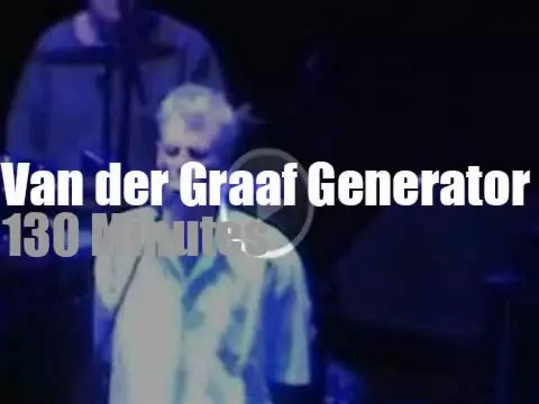Van der Graaf Generator reunite in London (2005)