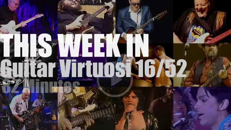 This week In Guitar Virtuosi 16/52