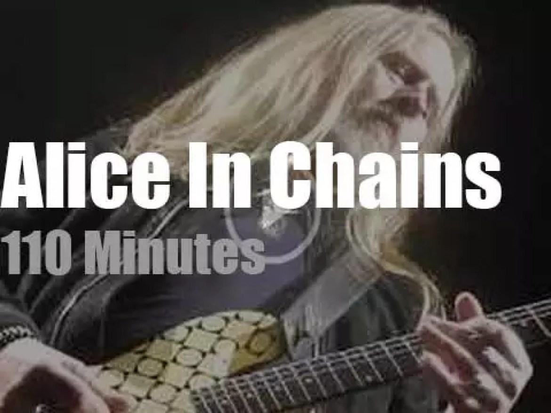 Alice in Chains visit Atlanta (2018)