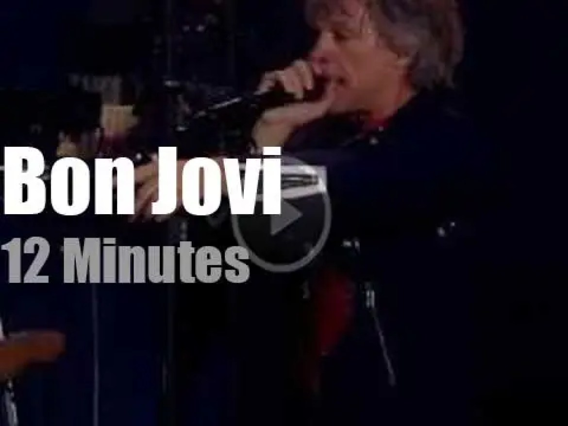 Bon Jovi do not sell a house in Moscow (2019)