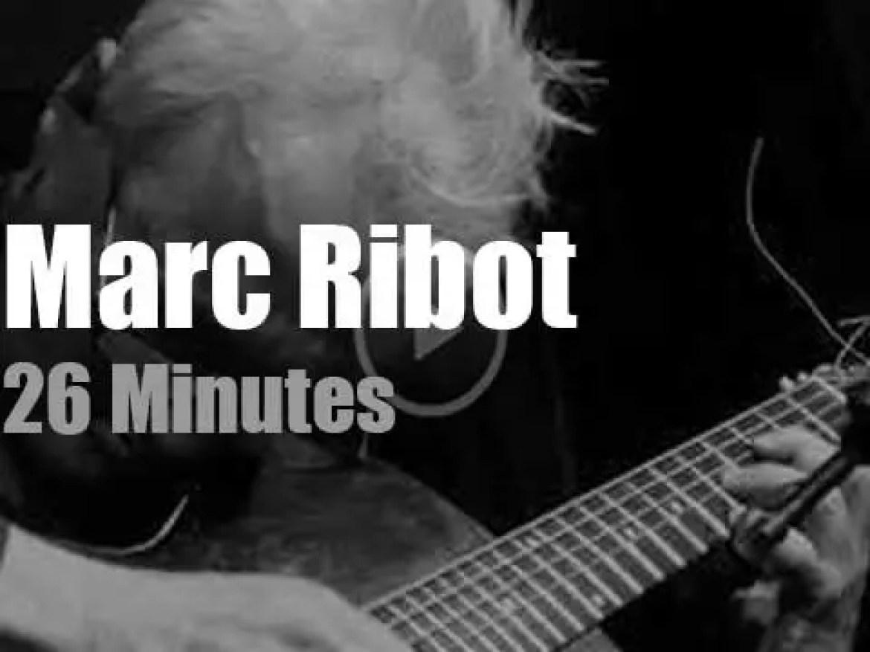 Marc Ribot plays solo in Copenhagen (2019)