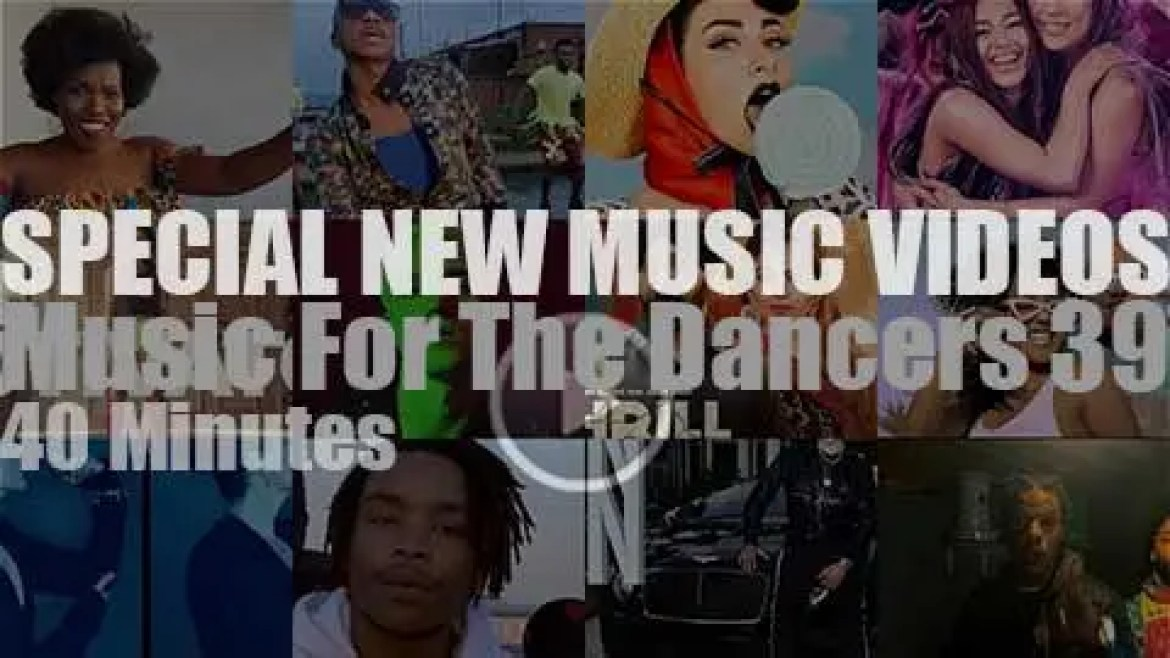 'Music For The Dancers' Special New Music Videos 39