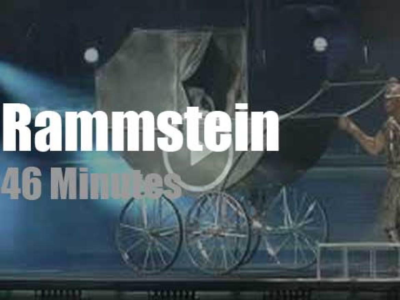 Rammstein rock a German stadium (2019)
