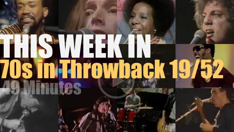This week In  '70s Throwback' 19/52