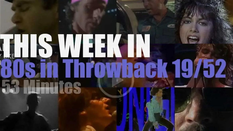 This week In  '80s Throwback' 19/52