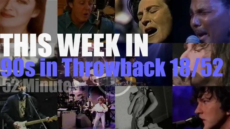 This week In  '90s Throwback' 18/52