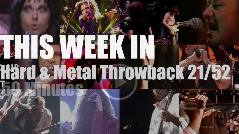 This week In  'Hard & Metal Throwback'  24