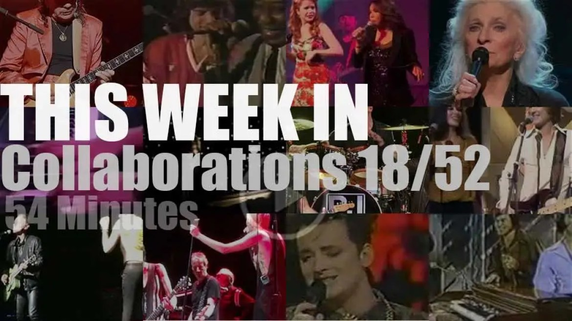 This week In One-Off Collaborations 18/52