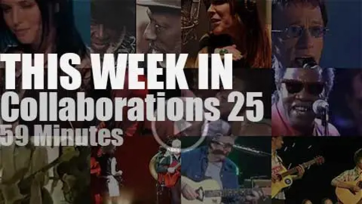 This week In One-Off Collaborations 25