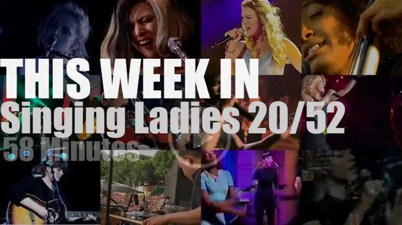 This week In Singing Ladies 20/52