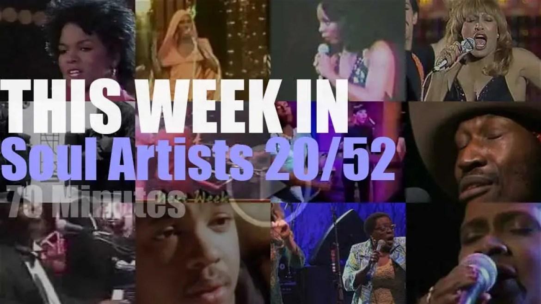 This week In Soul Artists 20/52