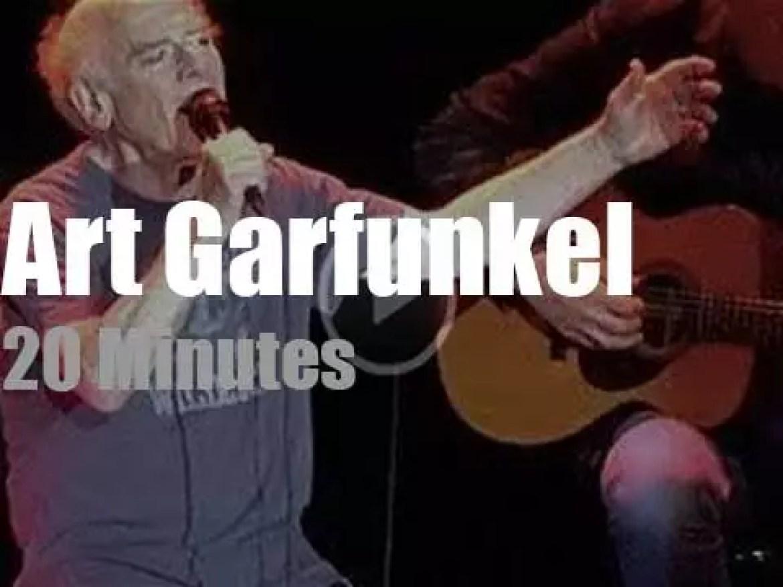 Art Garfunkel revisits his classics (2019)