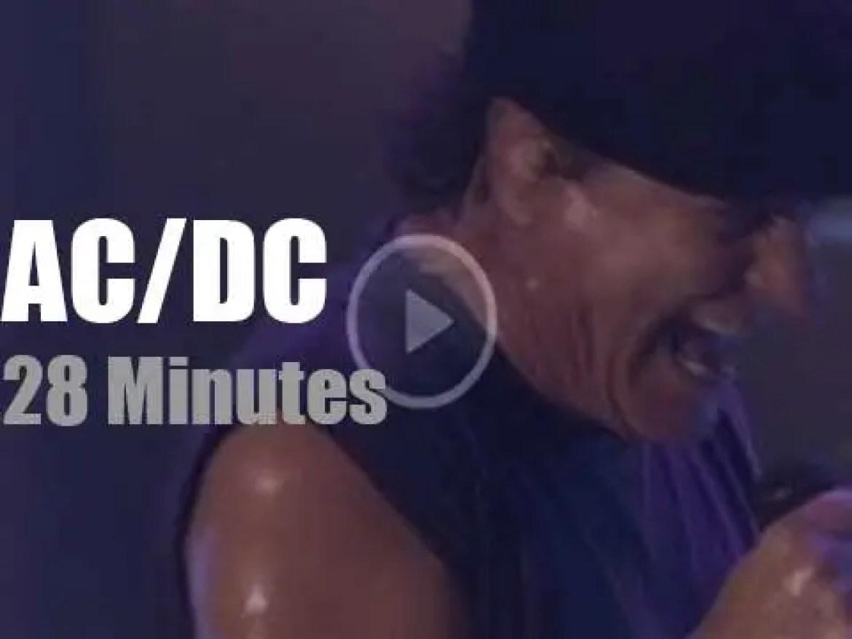 AC/DC 'Thunderstrike' Munich (2003)