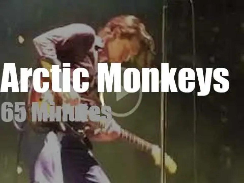 Arctic Monkeys visit Nashville (2018)