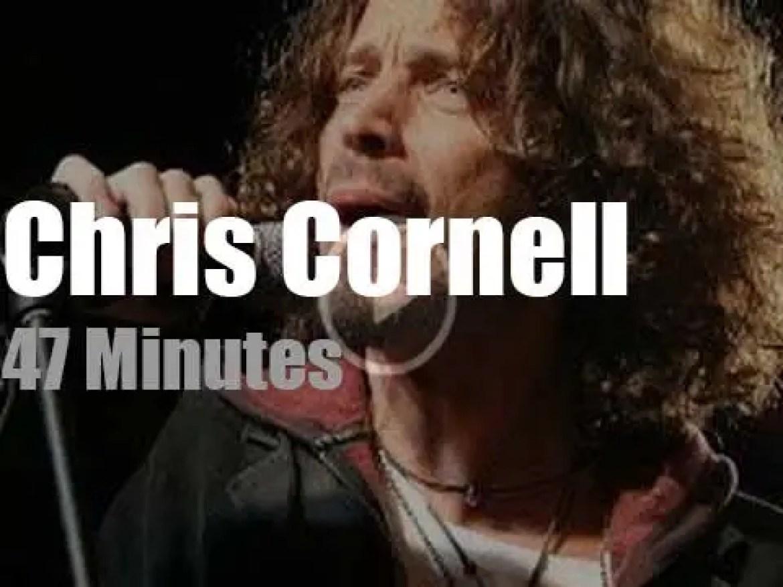 Chris Cornell attends 'Rock am Ring' (2009)