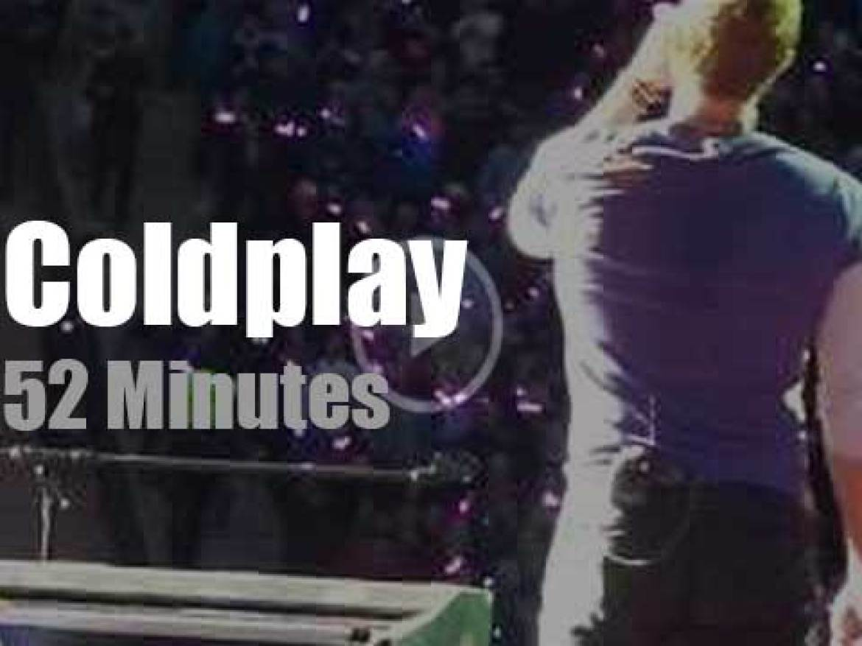 Coldplay open 'A Head Full of Dreams' in Munich (2017)