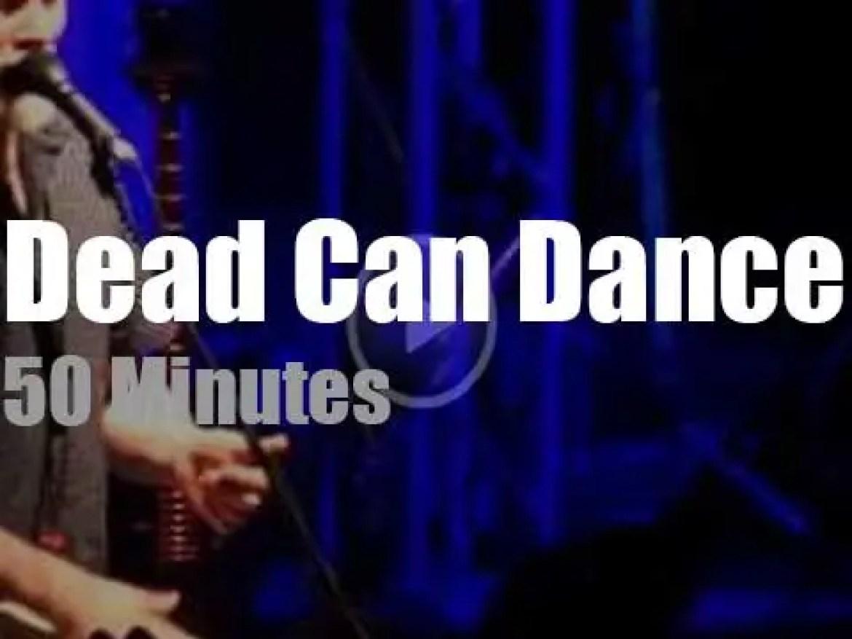 Dead Can Dance haunt Tuscany (2013)