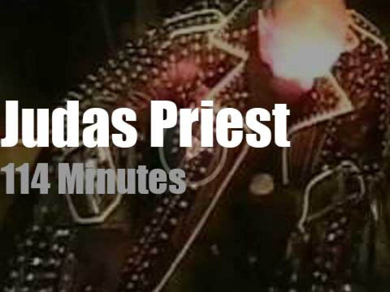 Judas Priest visit Tommy Hilfiger (2005)