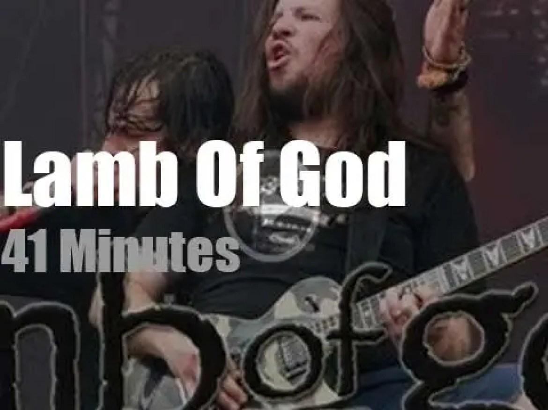 Lamb Of God slaughter Download (2007)