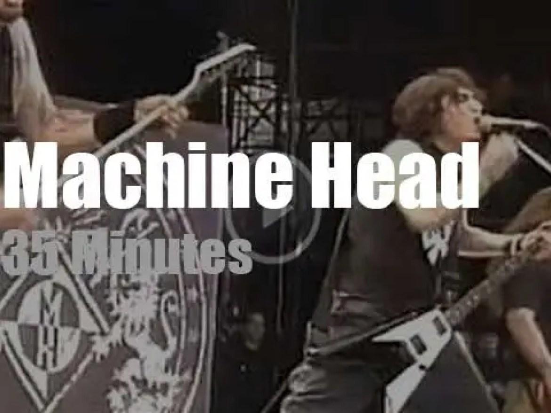 Machine Head  'Rock in Rio' but in Lisbon (2008)