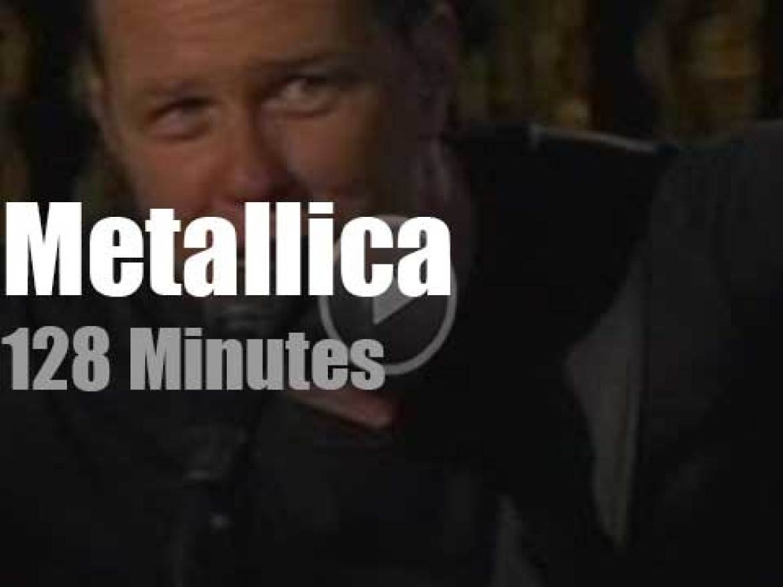 Metallica 'Rock in Rio' but in Lisbon (2004)