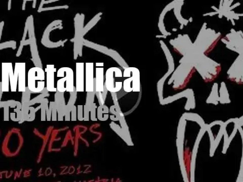 Metallica serenade Austria (2012)