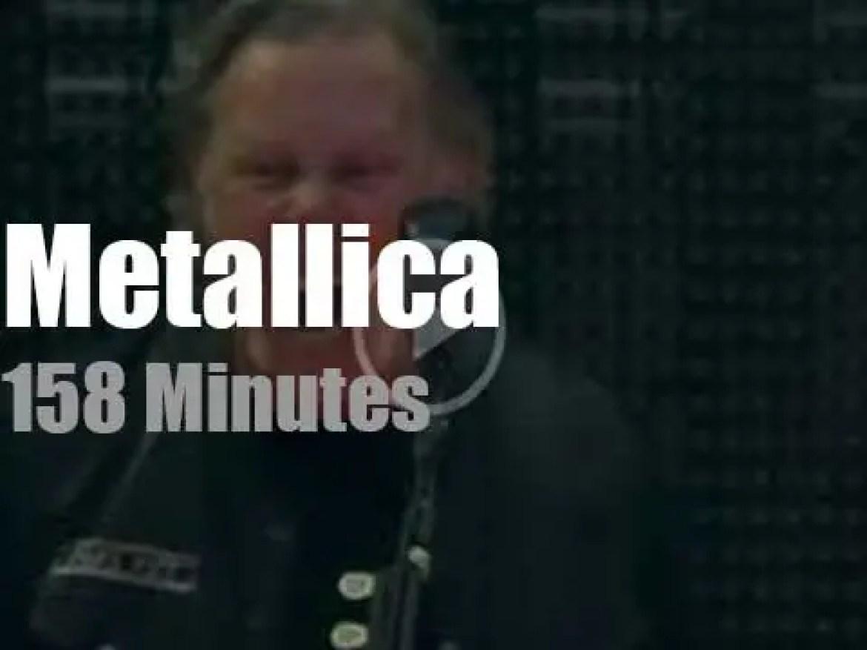 Metallica serenade  London (2019)