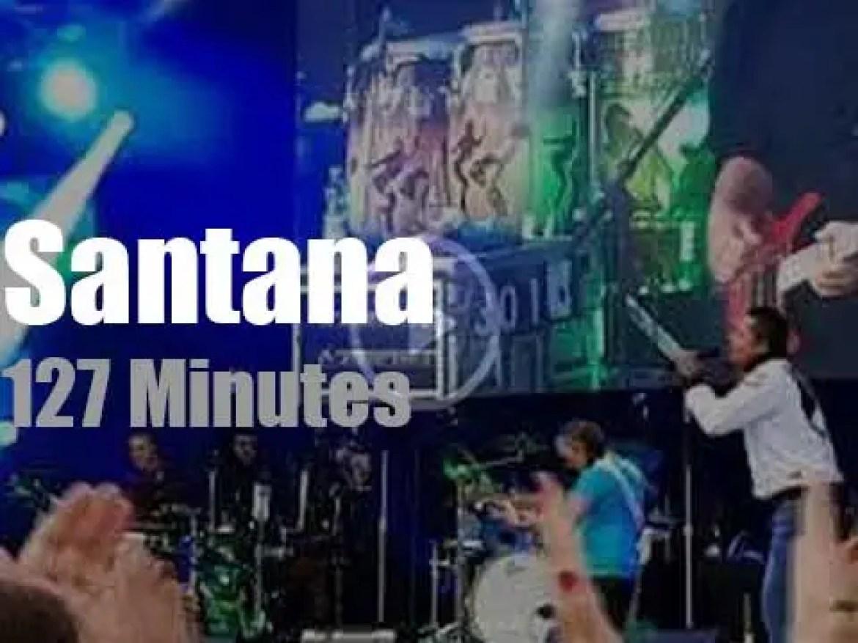 Santana travel to Helsinki (2018)