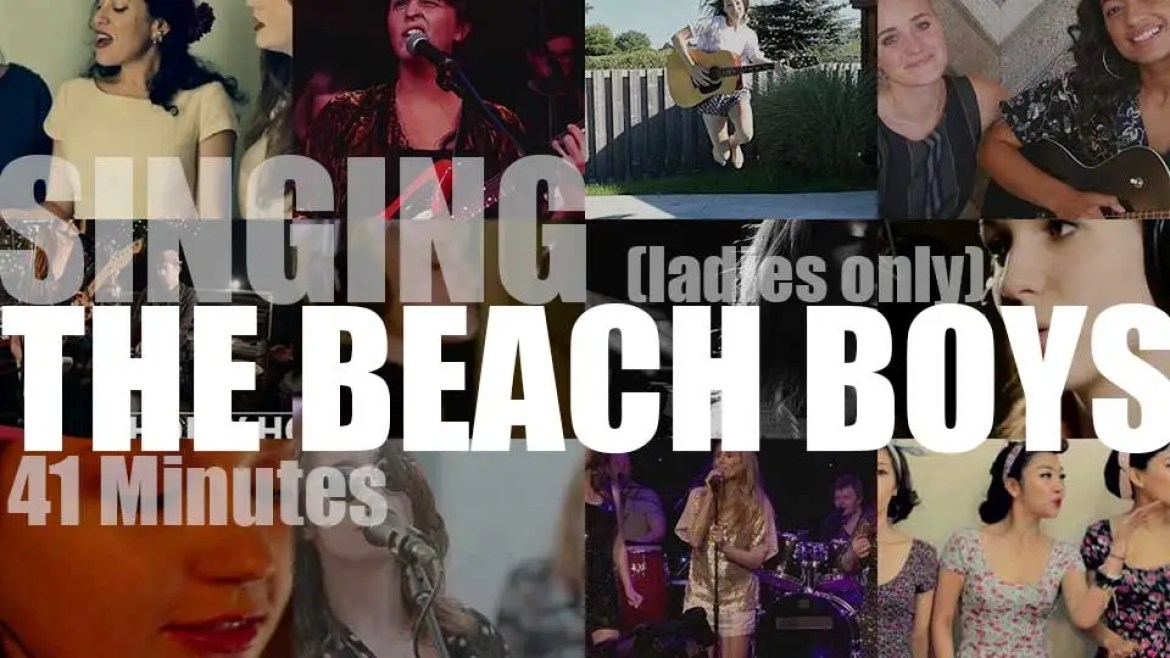 Singing (Ladies only)  The Beach Boys