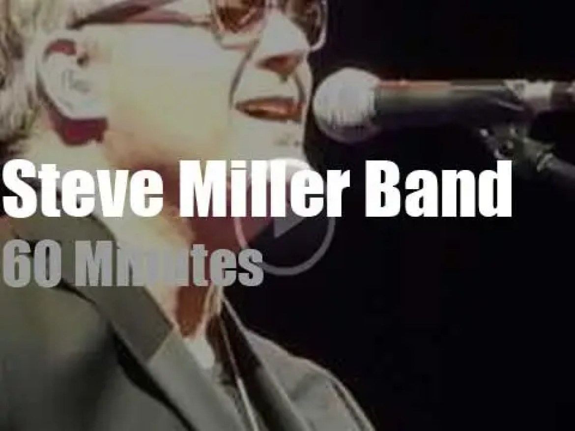 Steve Miller takes his Band to Michigan (2016)