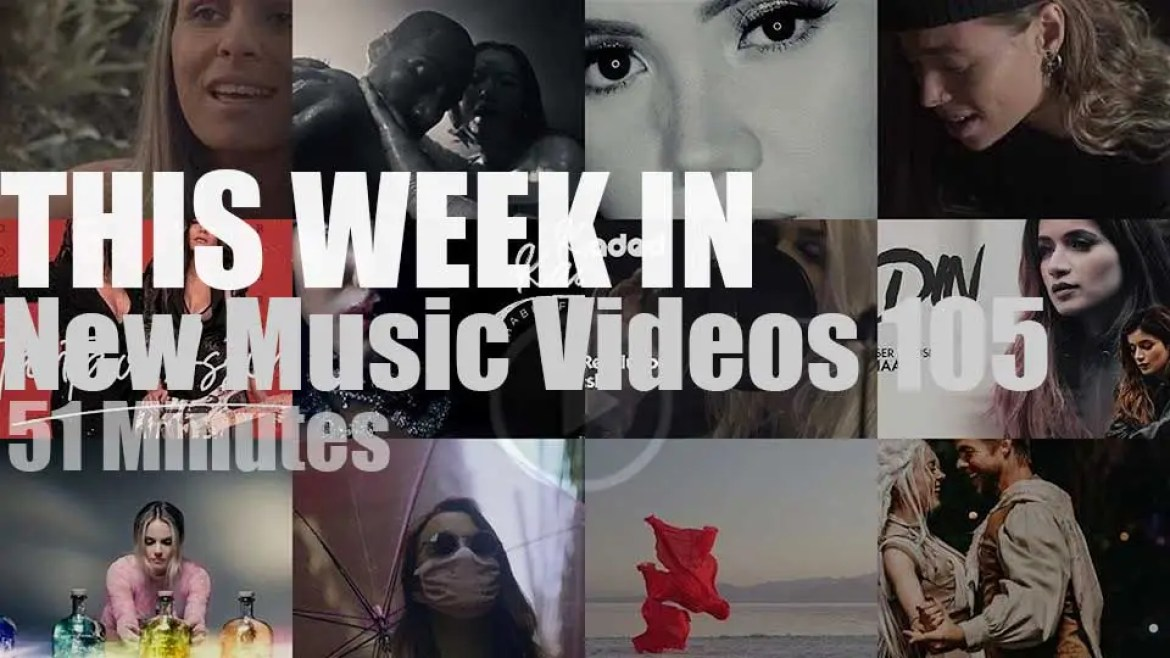 This week In New Music Videos 105