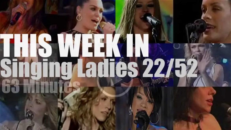 This week In Singing Ladies 22/52