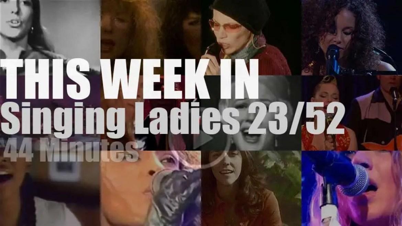 This week In Singing Ladies 23/52