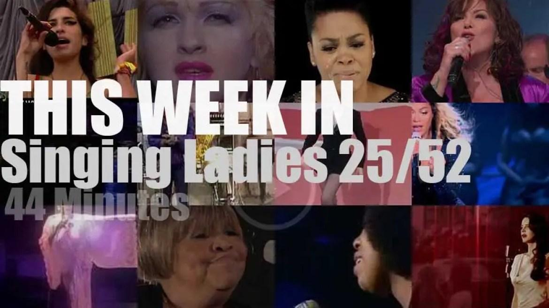 This week In Singing Ladies 25/52