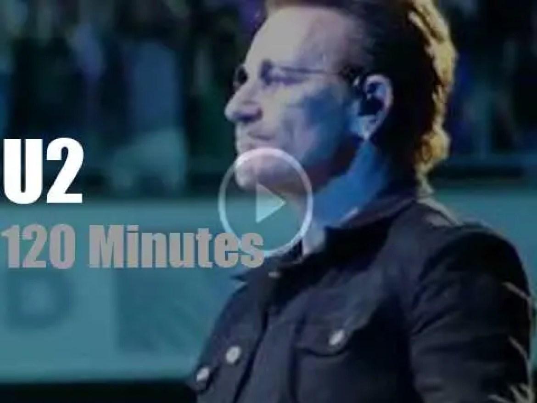 U2 visit Chicago (2017)