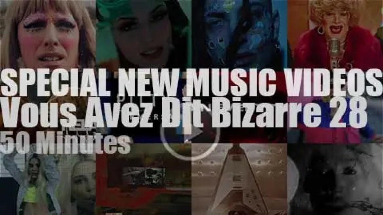 'Vous Avez Dit Bizarre' Special New Music Videos 28