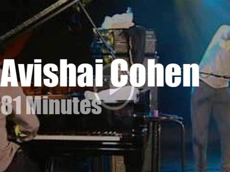 Avishai Cohen attends a Swiss festival (2012)