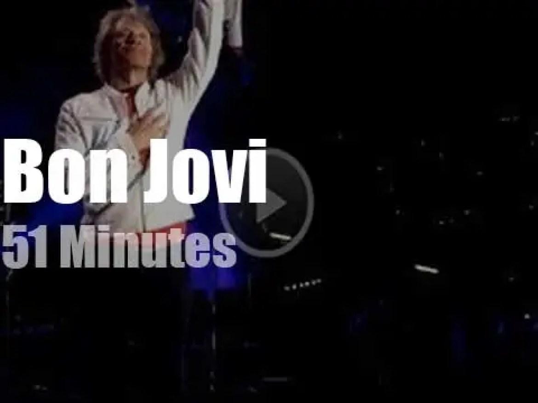 Bon Jovi 'do not sell a house' in Munich (2019)