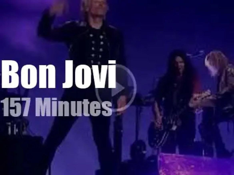 Bon Jovi '(still) do not sell a house' in London (2019)