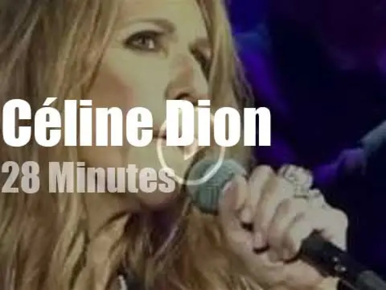 Céline Dion closes her Paris residency (2016)