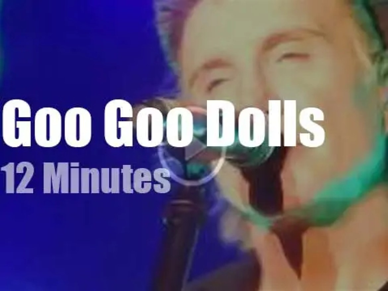 Goo Goo Dolls visit Chicago (2017)