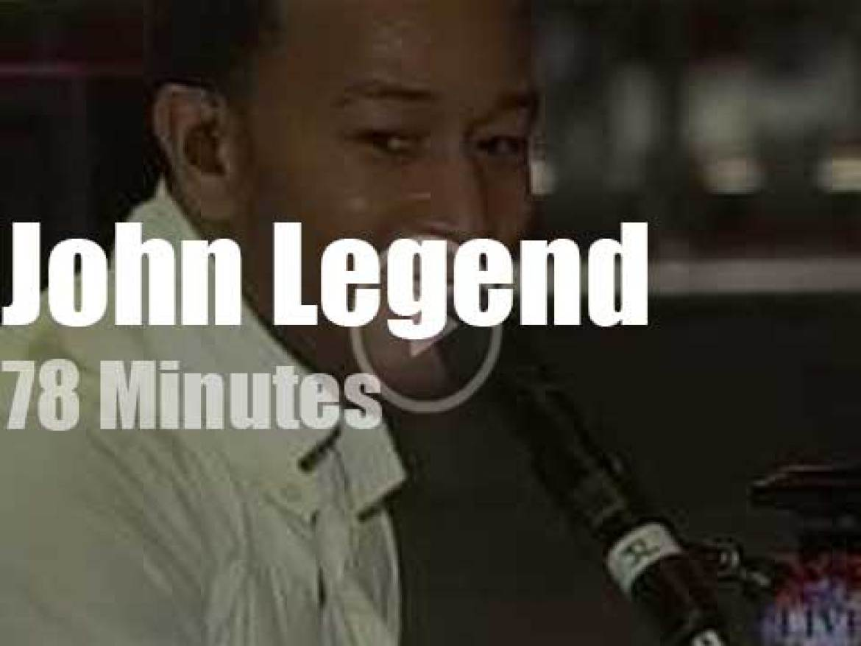 John Legend spends the 4th of July in Philadelphia (2008)