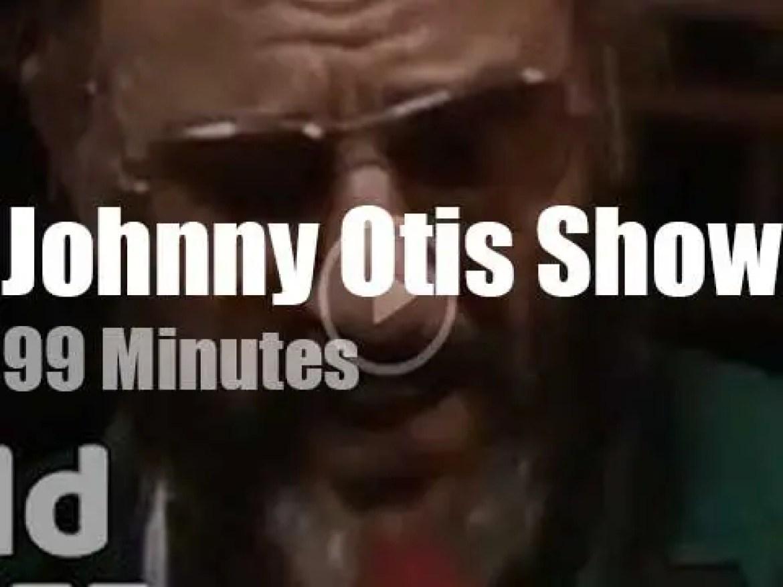 Johnny Otis puts on a 'Show' at North Sea Jazz (1985)