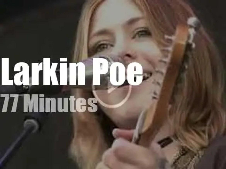 Larkin Poe come to Pennsylvania (2019)