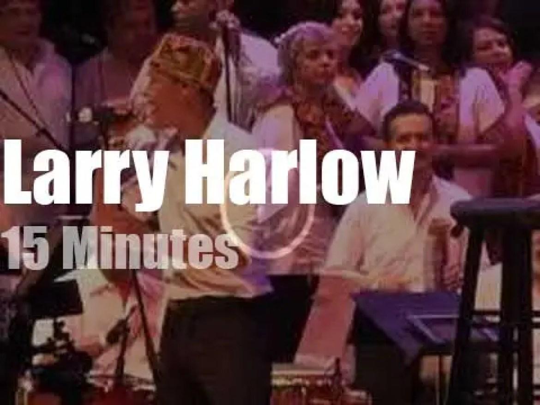 Larry Harlow presents his Latin Opera (2014)