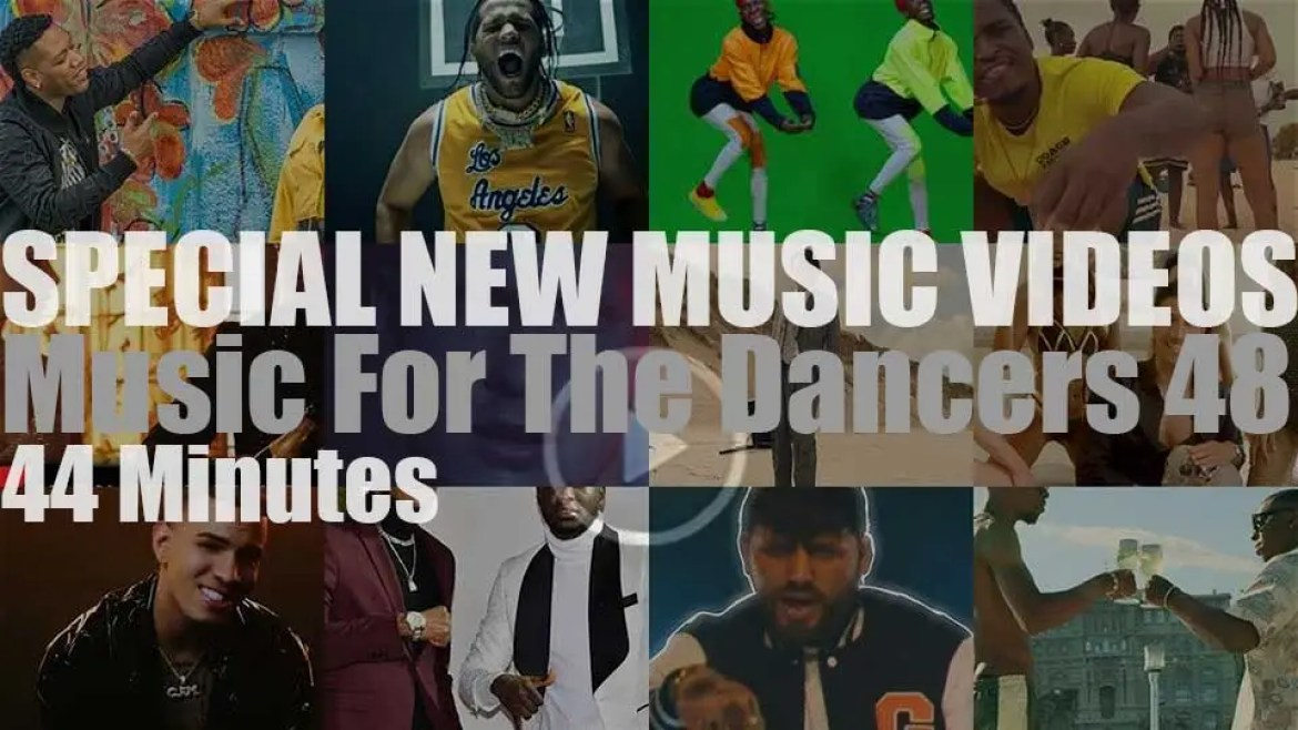 'Music For The Dancers' Special New Music Videos 48