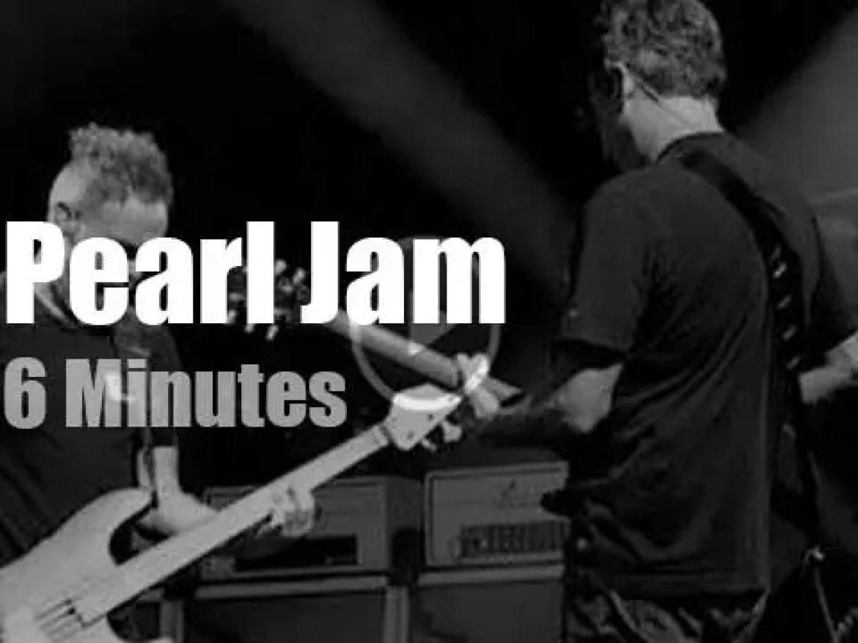 Pearl Jam visit Berlin (2018)